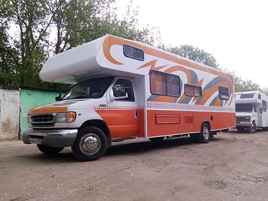 Гримваген Ford Coachmen 1