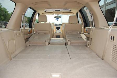 Lincoln Navigator 2011 - 3